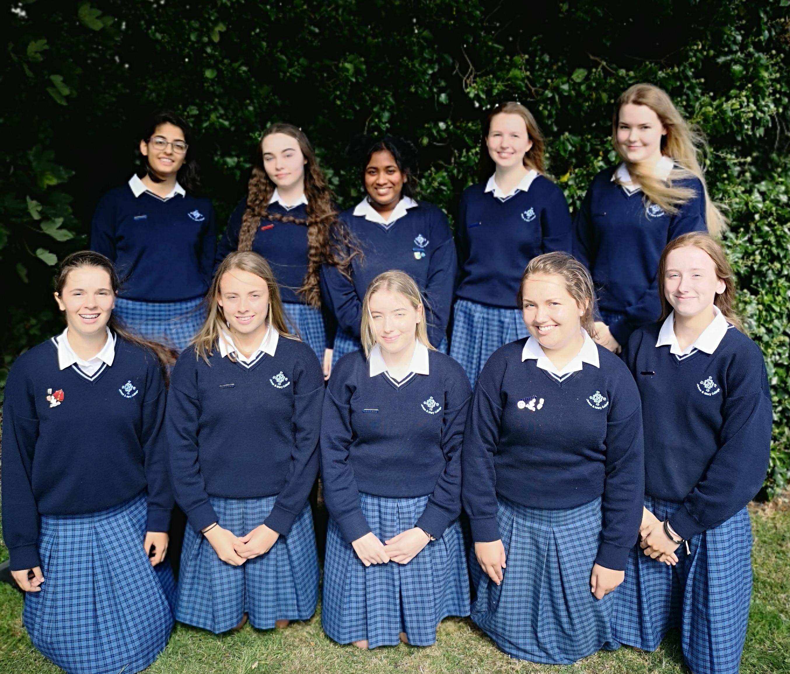 Caring and Compassionate Prefects 2019