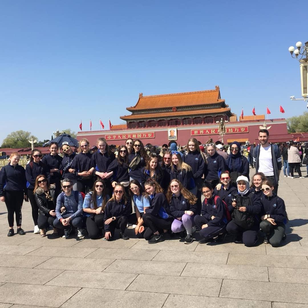OLG China Tour 2019